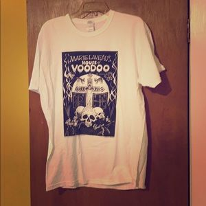 Marie Laveaus House of Voodoo t/shirt